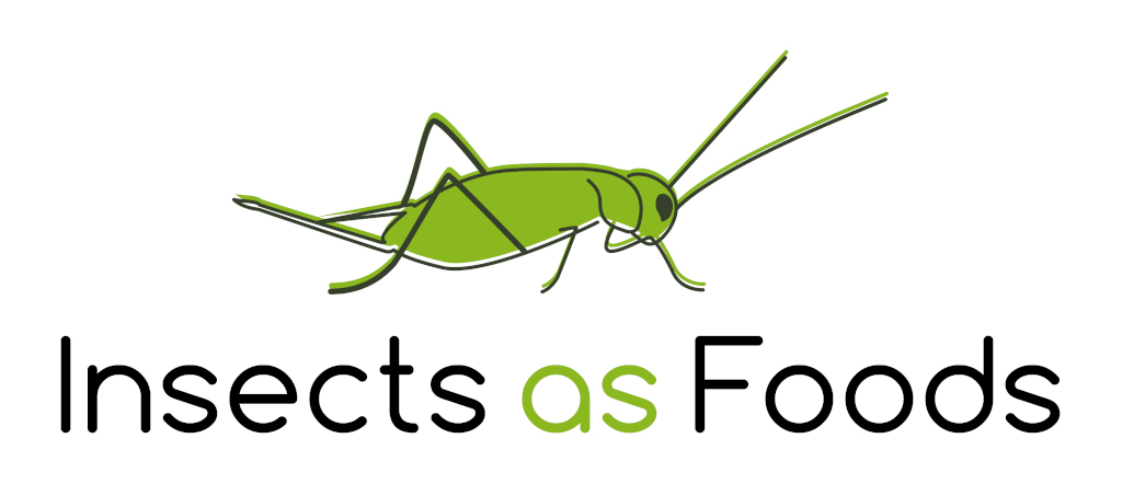 Insectsasfoods.com banner logo